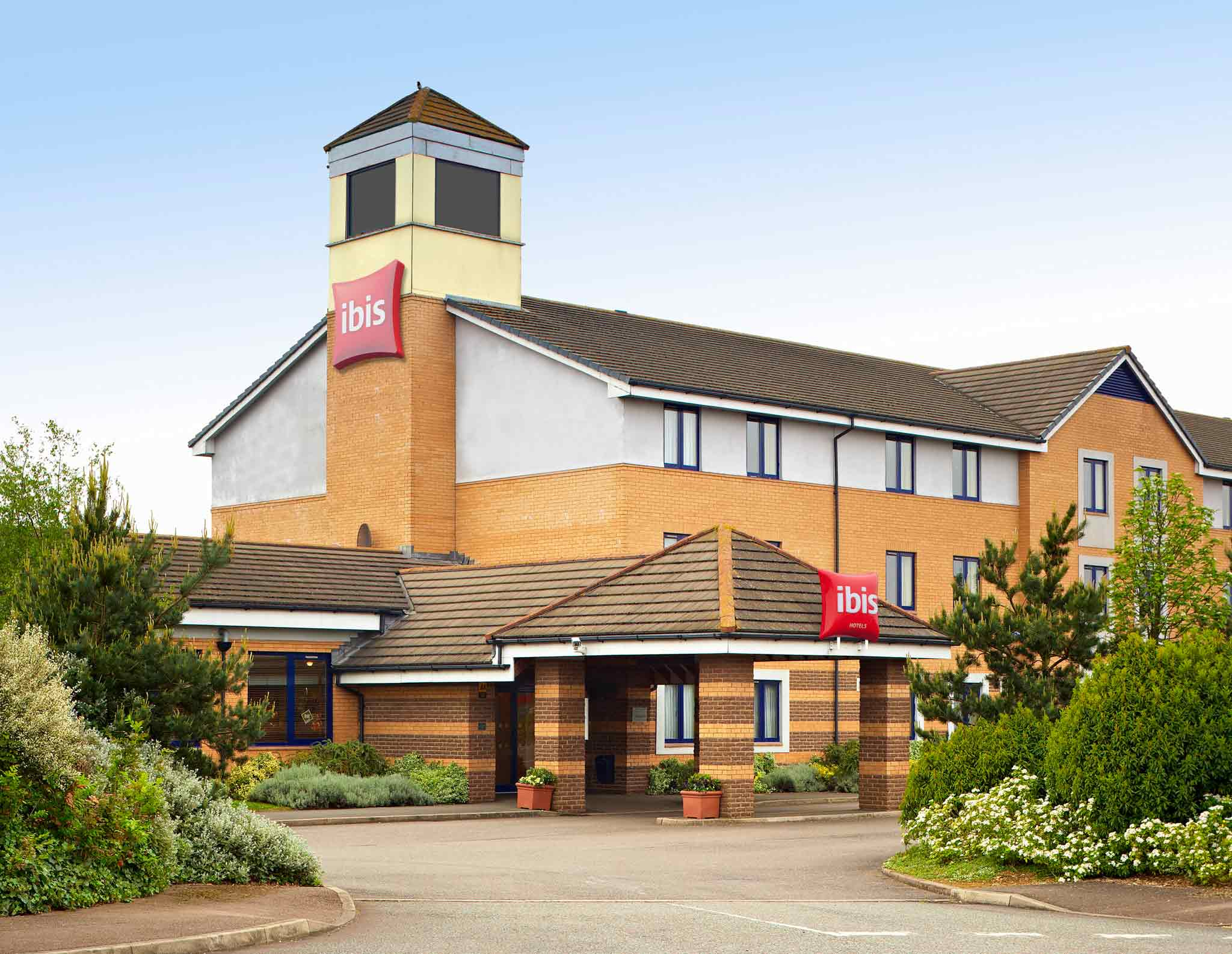Отель — ibis Wellingborough