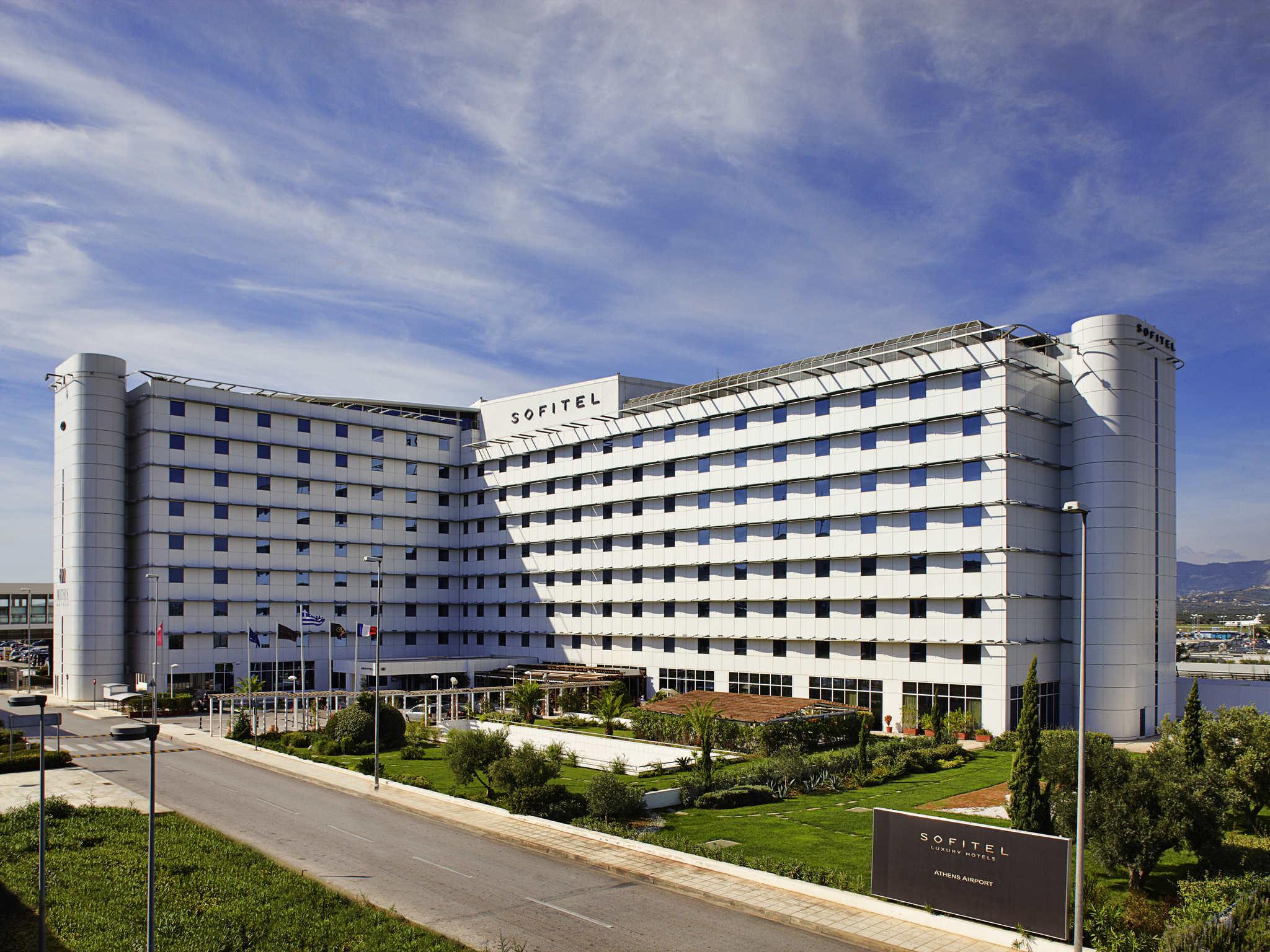 호텔 – 소피텔 아테네 에어포트