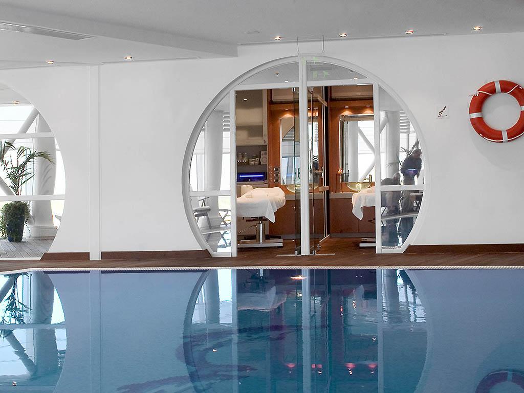 Luxury hotel SPATA – Sofitel Athens Airport