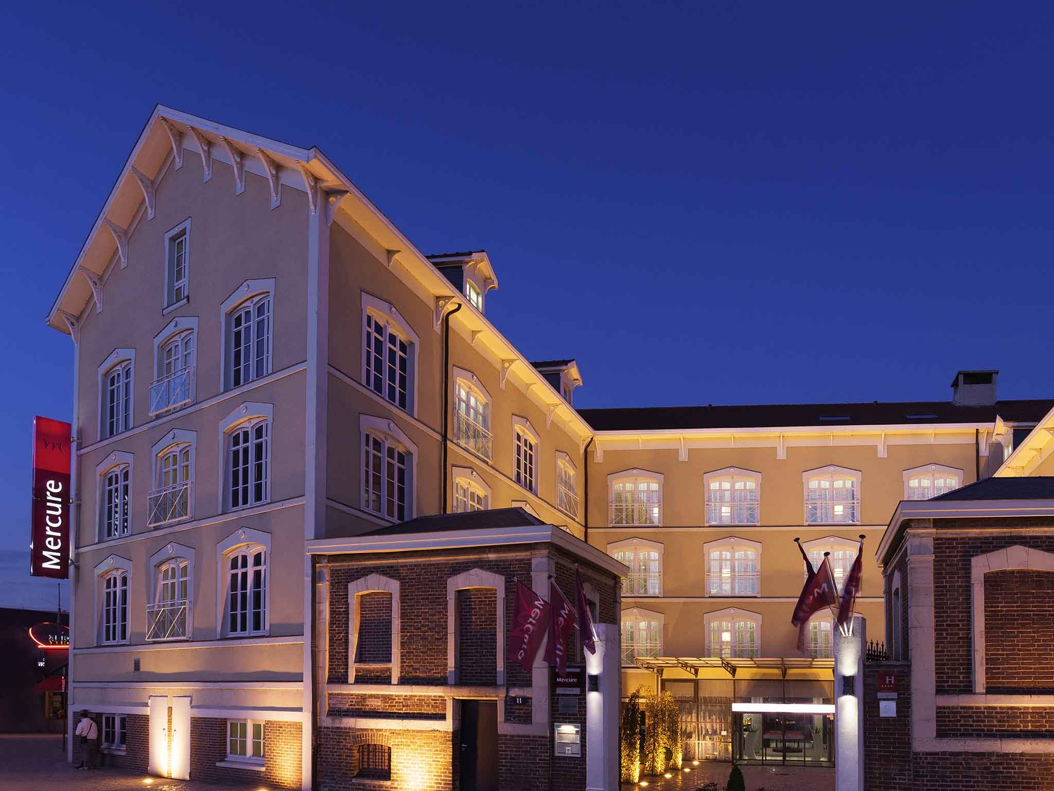 Hotel – Albergo Mercure Troyes Centre
