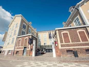 Hôtel mercure troyes centre à Troyes