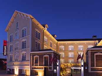 Hôtel Mercure Troyes Centre