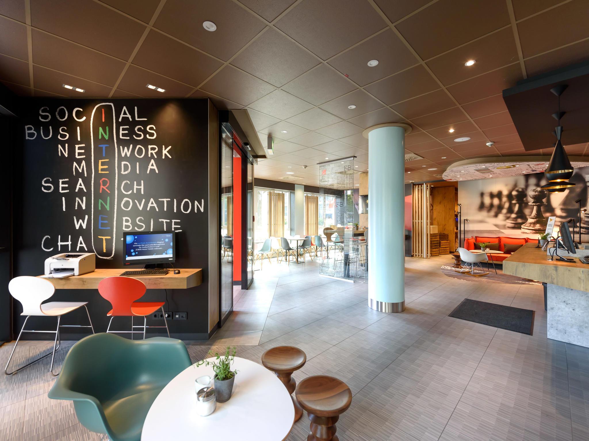 โรงแรม – ibis Wuppertal City