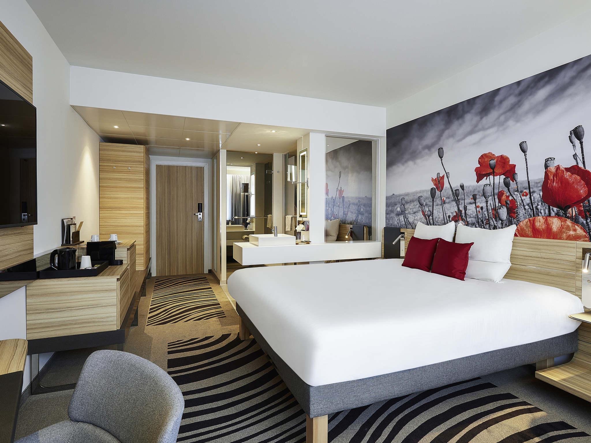酒店 – 伊珀尔中心佛兰德区诺富特酒店