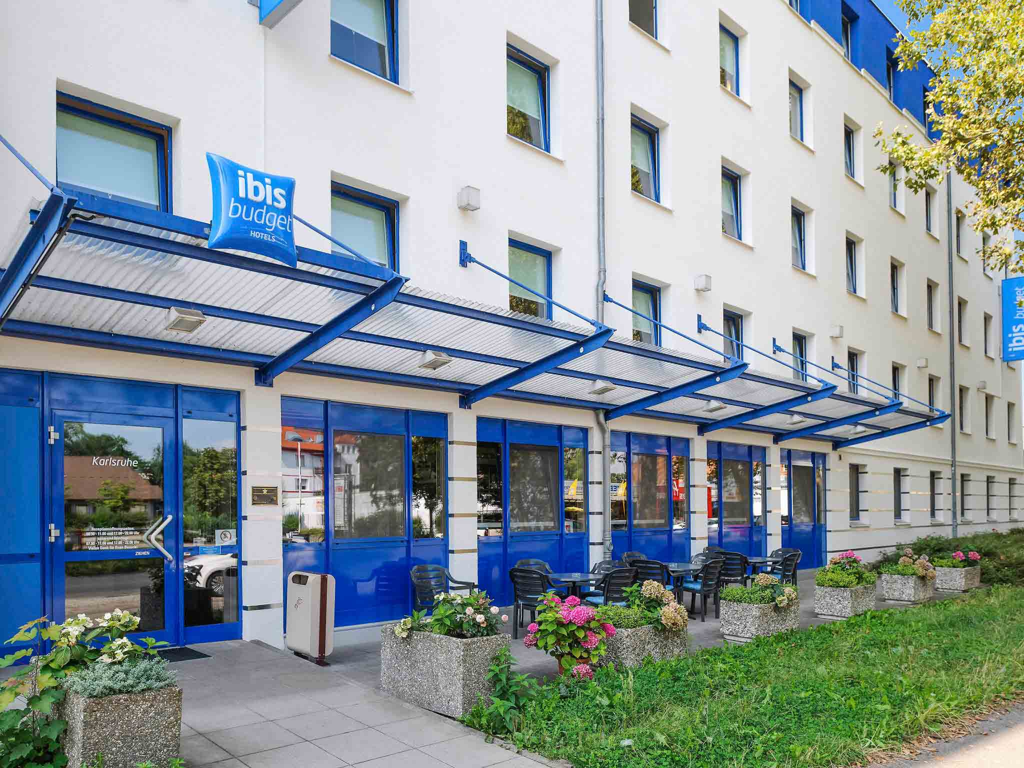 호텔 – ibis budget Karlsruhe
