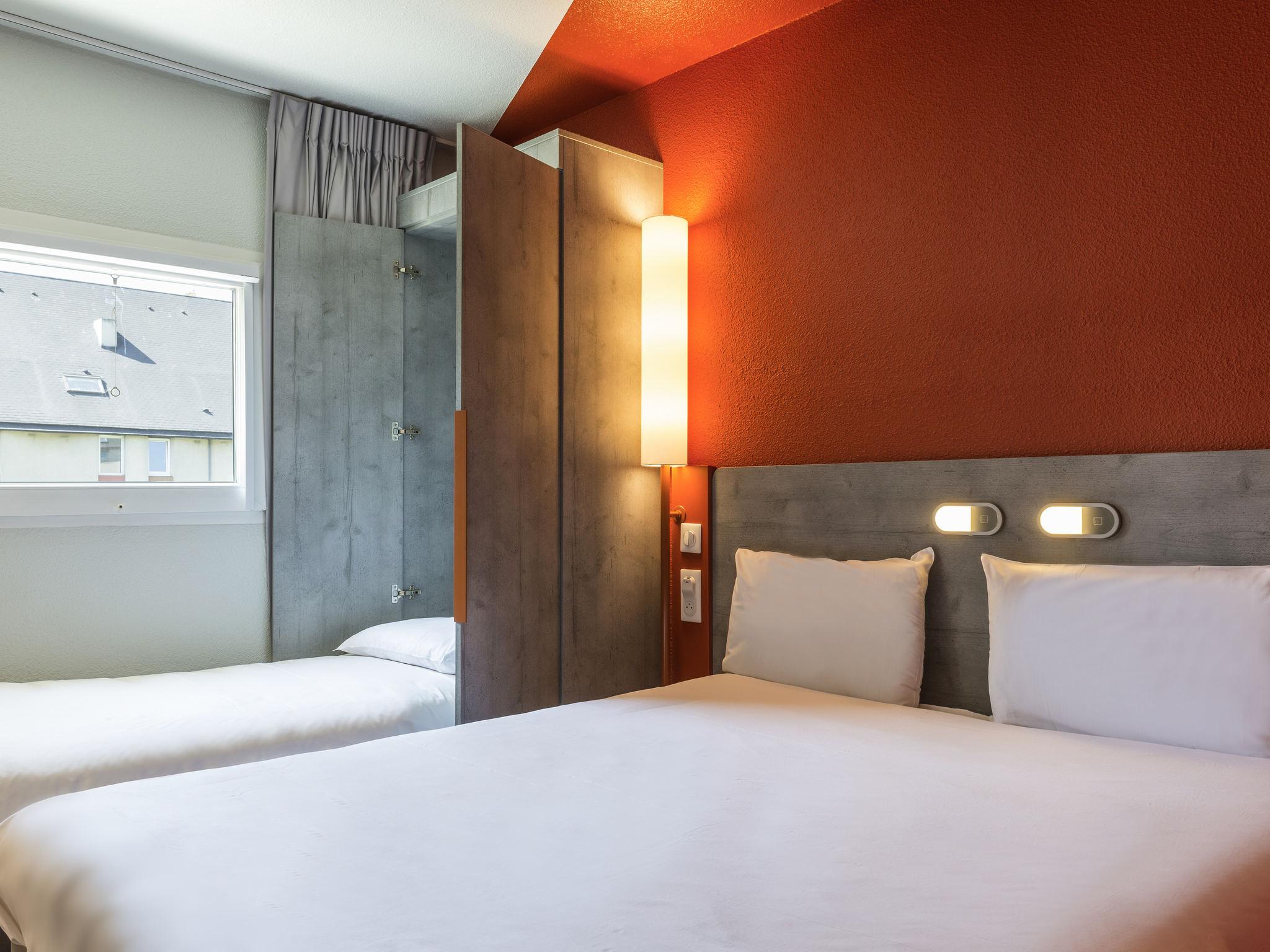 Отель — ibis budget Senlis