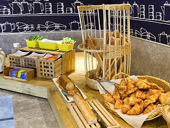 ibis budget Saint-Malo Centre à SAINT MALO