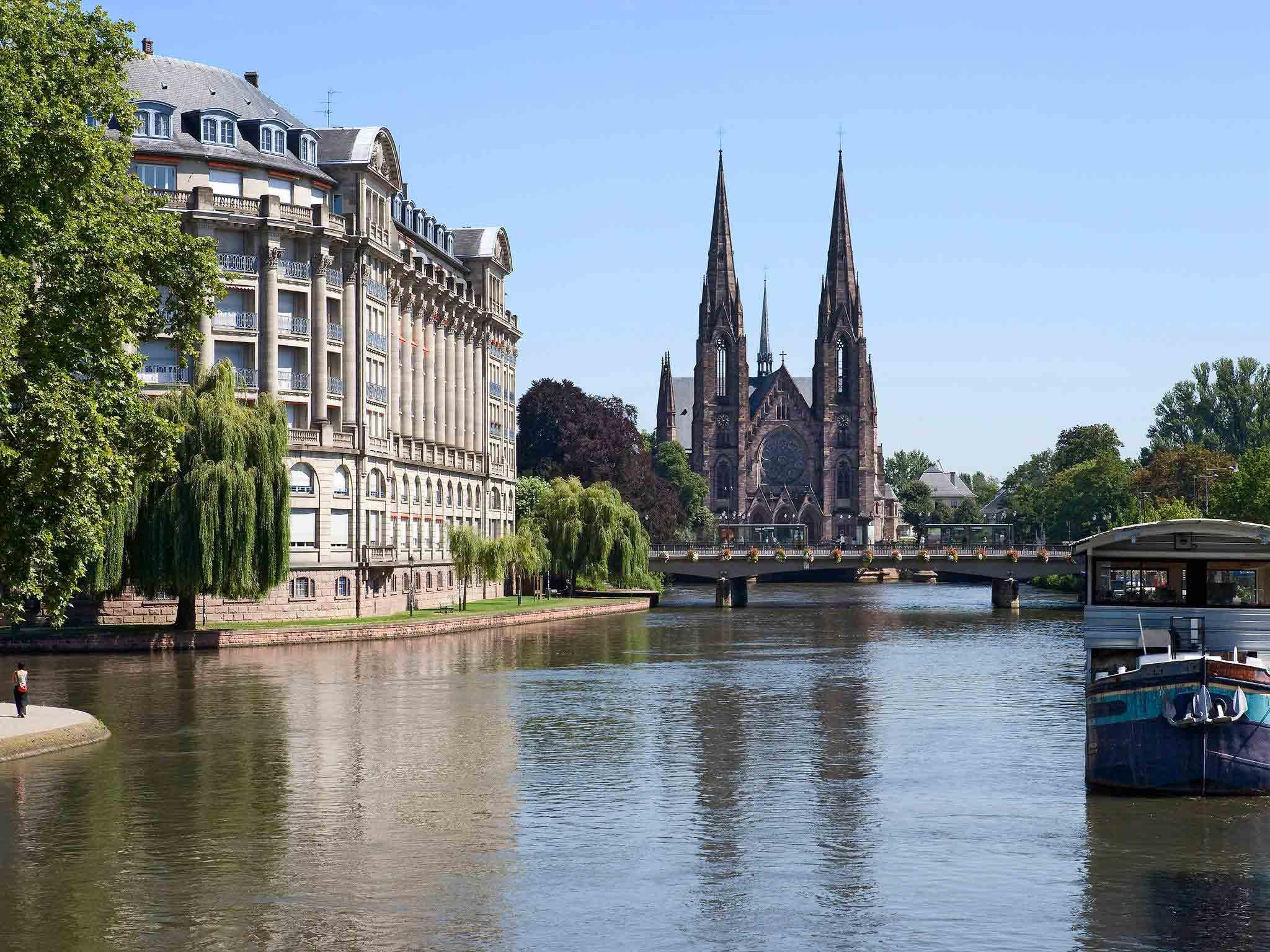 Fabuleux Hotel in STRASBOURG - ibis budget Strasbourg Centre Gare HI91