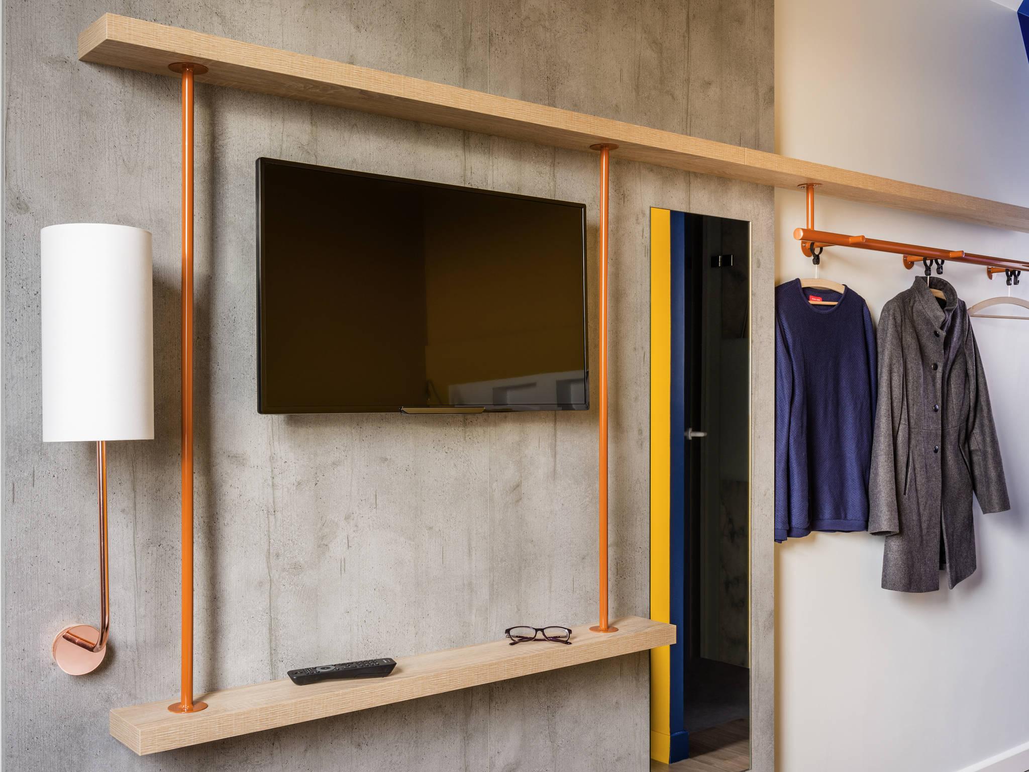 Hotel in STRASBOURG - ibis budget Strasbourg Centre Gare
