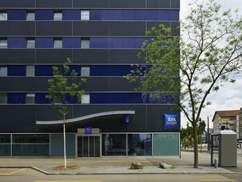 Otel - ibis budget Zurich City West
