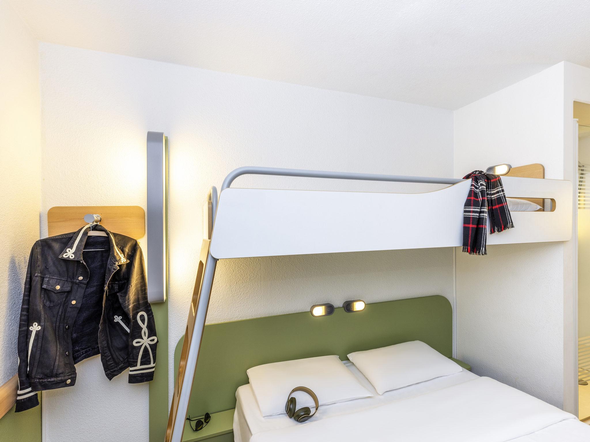 Hotel ibis budget Zürich City-West | Accor Hotels