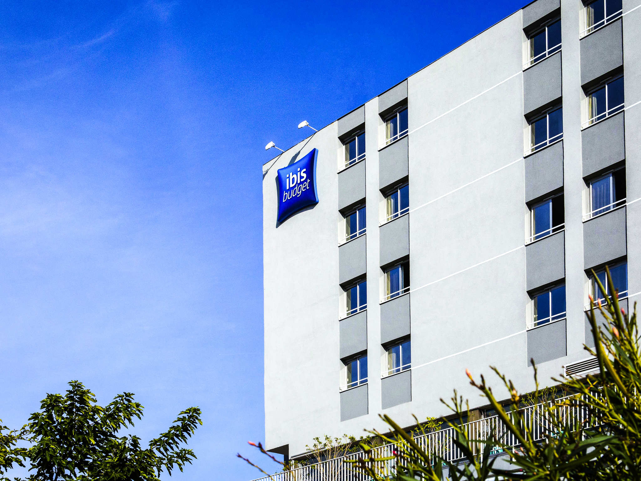 Hôtel - ibis budget Fréjus Saint-Raphaël Centre et Plage