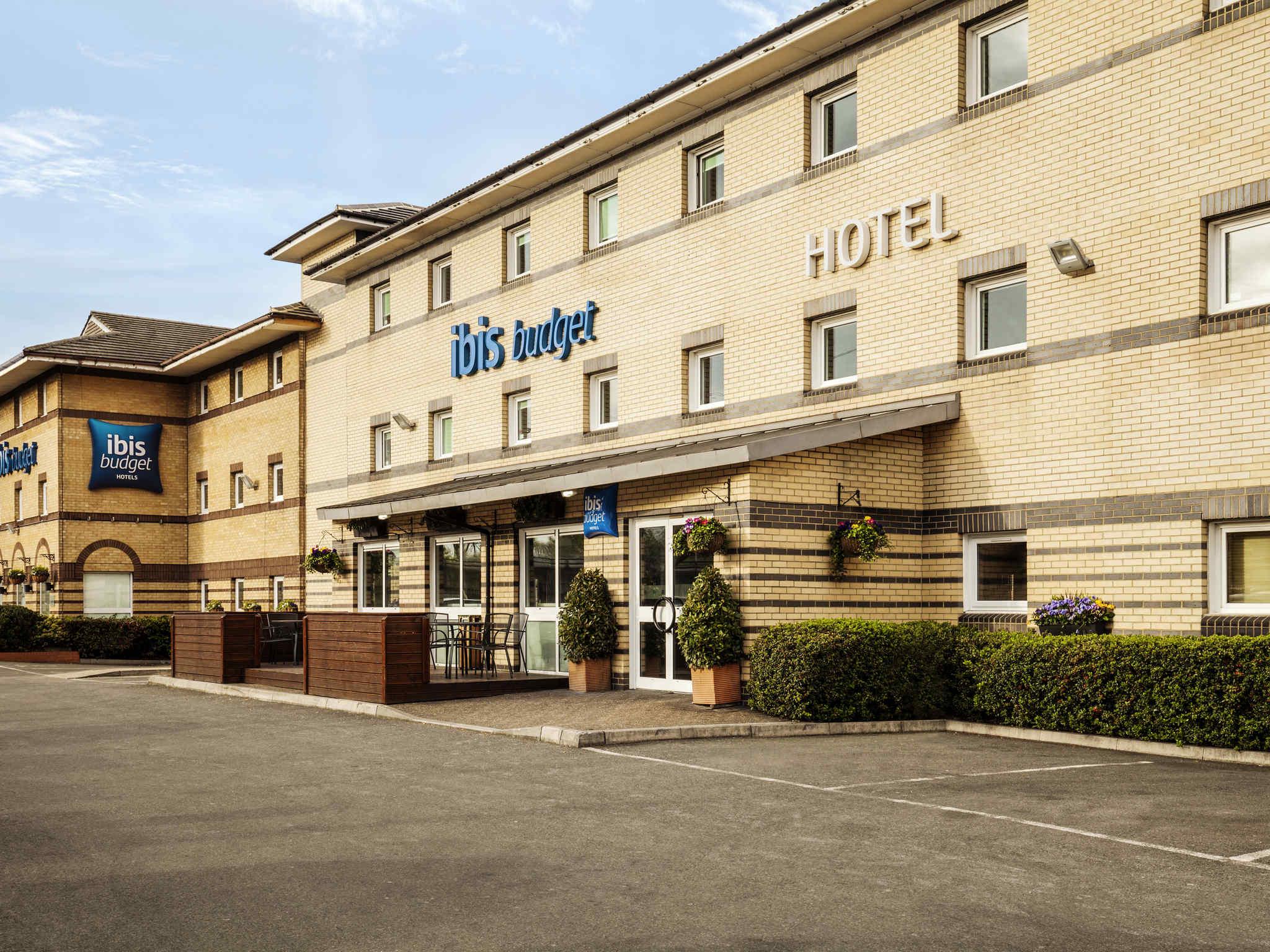 Отель — ibis budget Лондон Баркинг