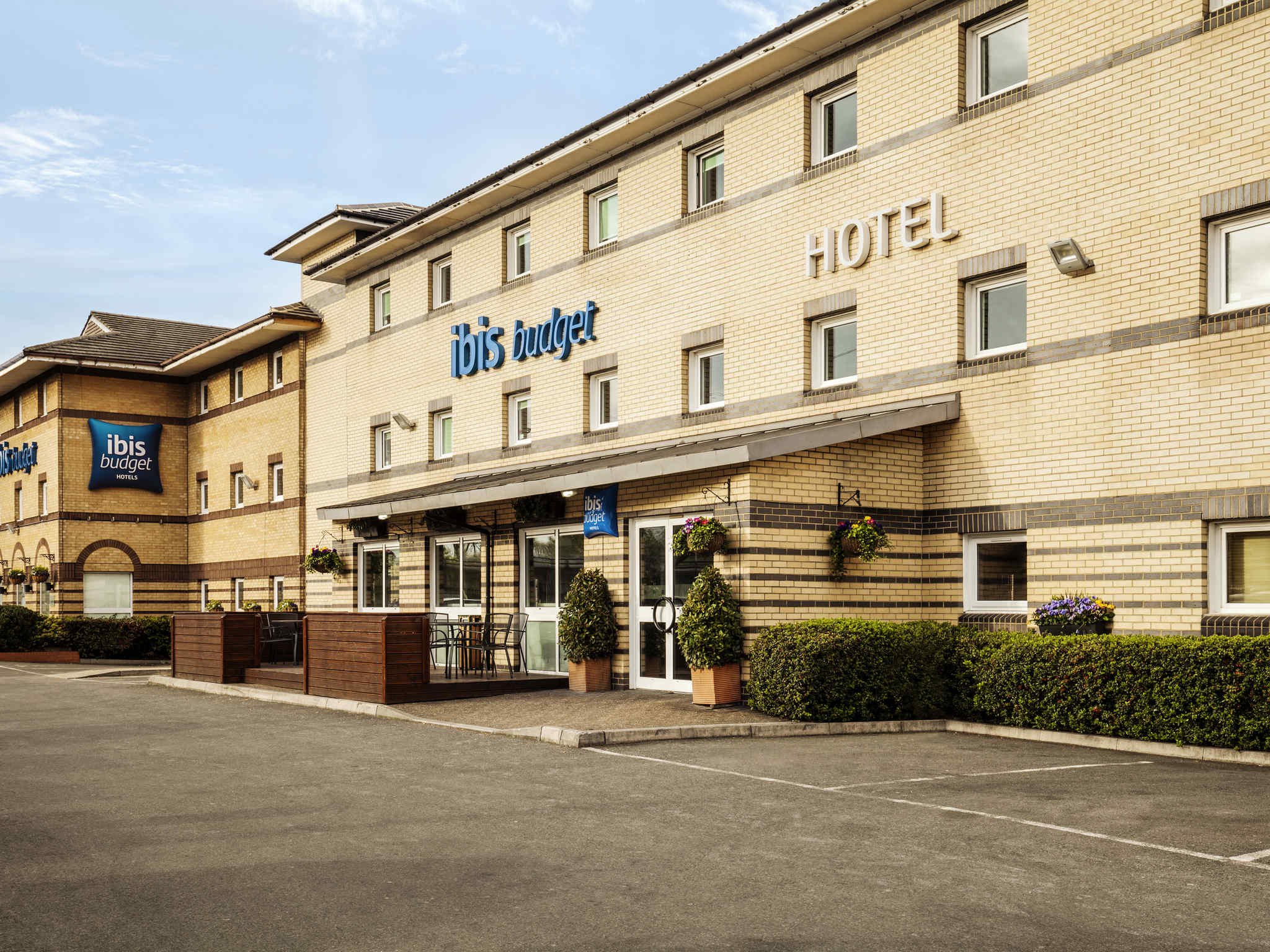 Hotel – ibis budget London Barking