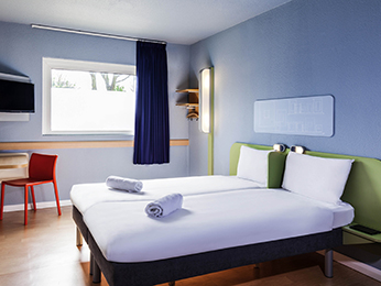 Chambres - ibis budget Londres Barking