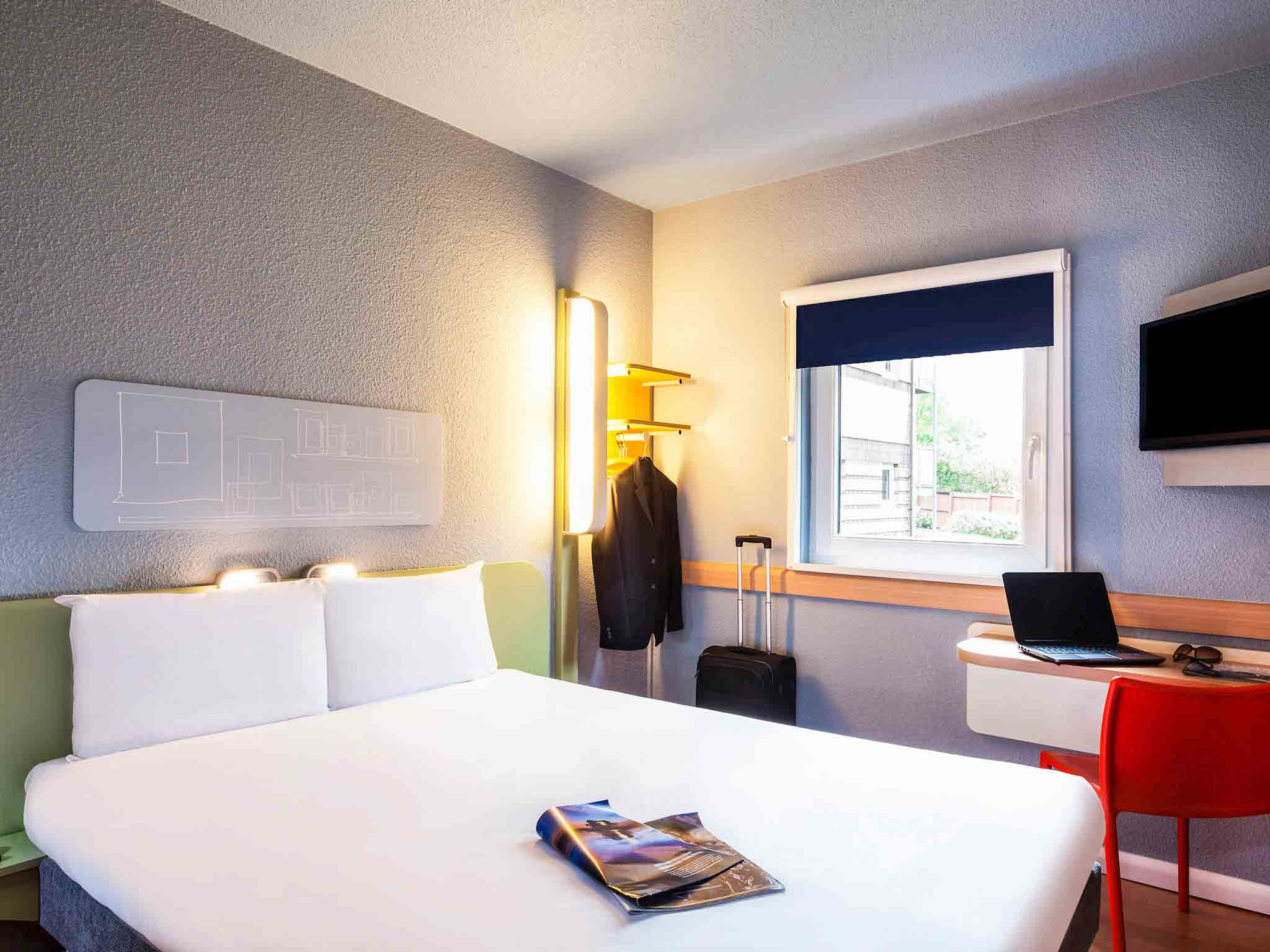 Ibis Budget London Barking | Affordable Hotel in Barking