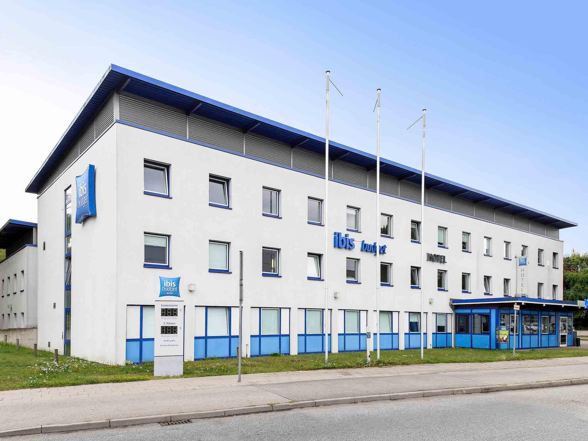 Hôtel - ibis budget Luebeck City Sued