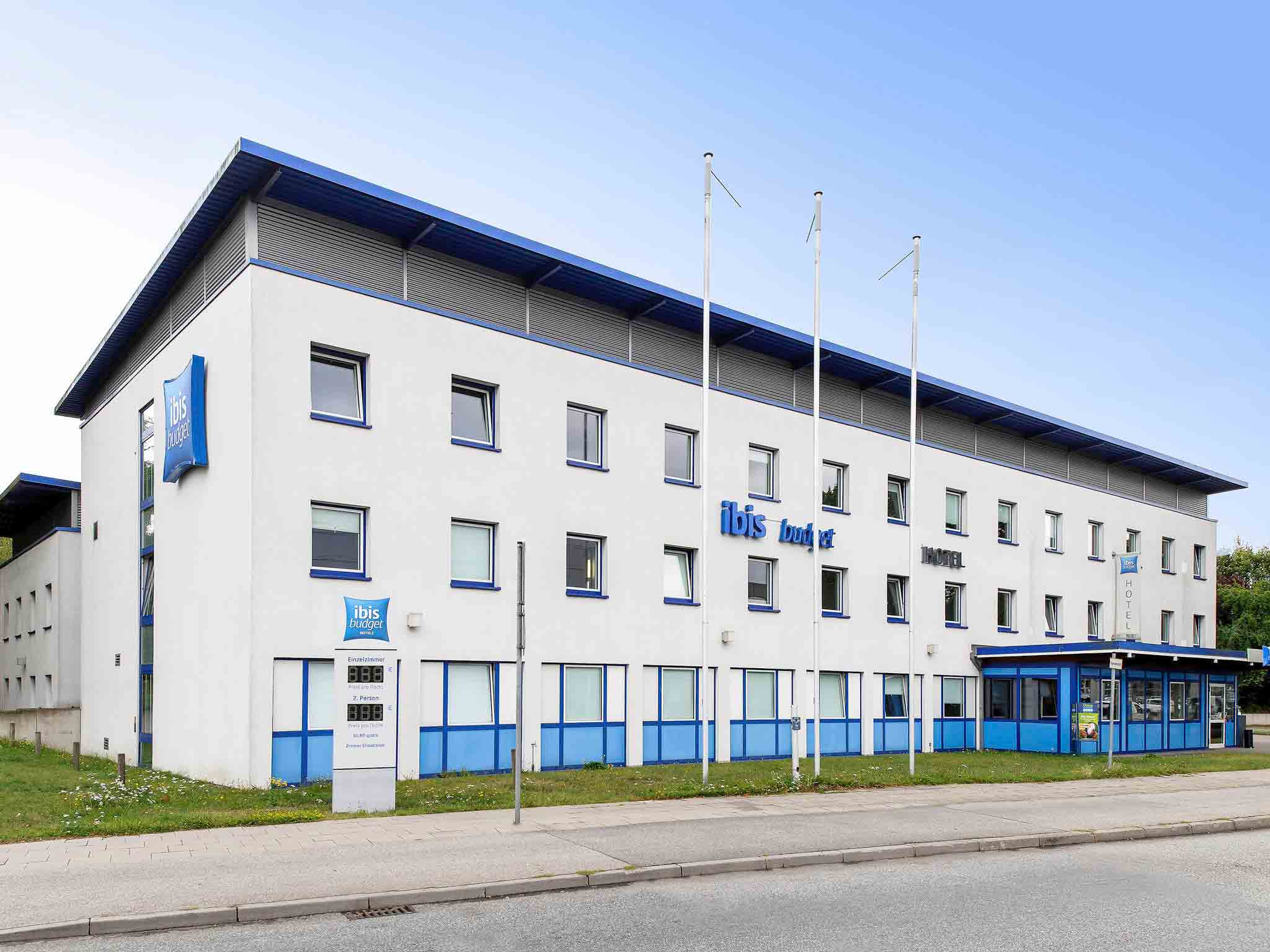 Hotell – ibis budget Luebeck City Sued