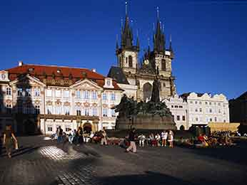 Cheap Hotels In Prague Near Wenceslas Square