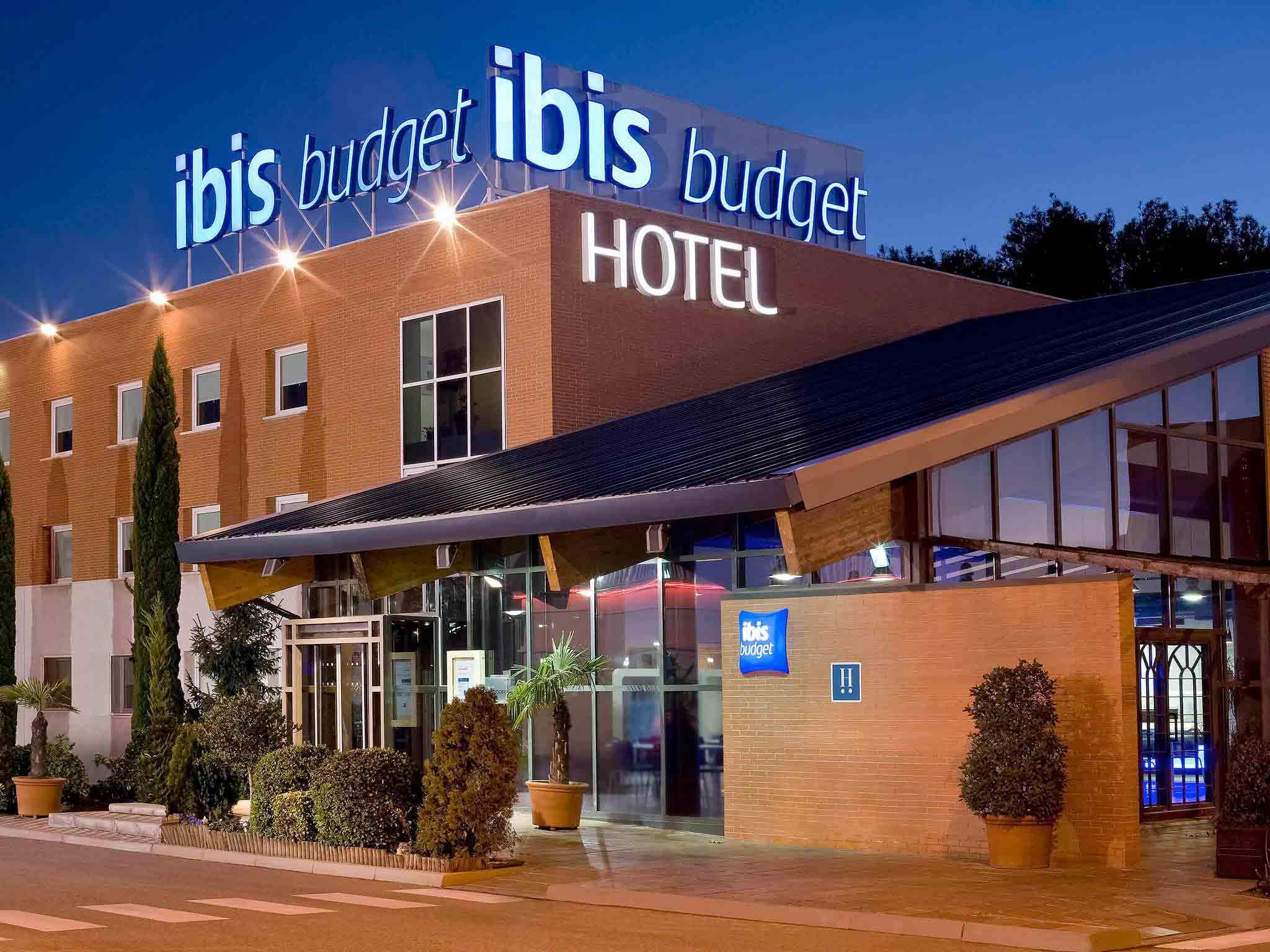 Hôtel - ibis budget Madrid Alcala de Henares