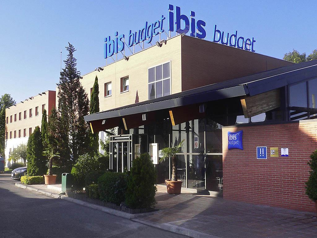 Zarezerwuj niedrogi hotel ibis budget w alcal de henares for Calderas alcala de henares