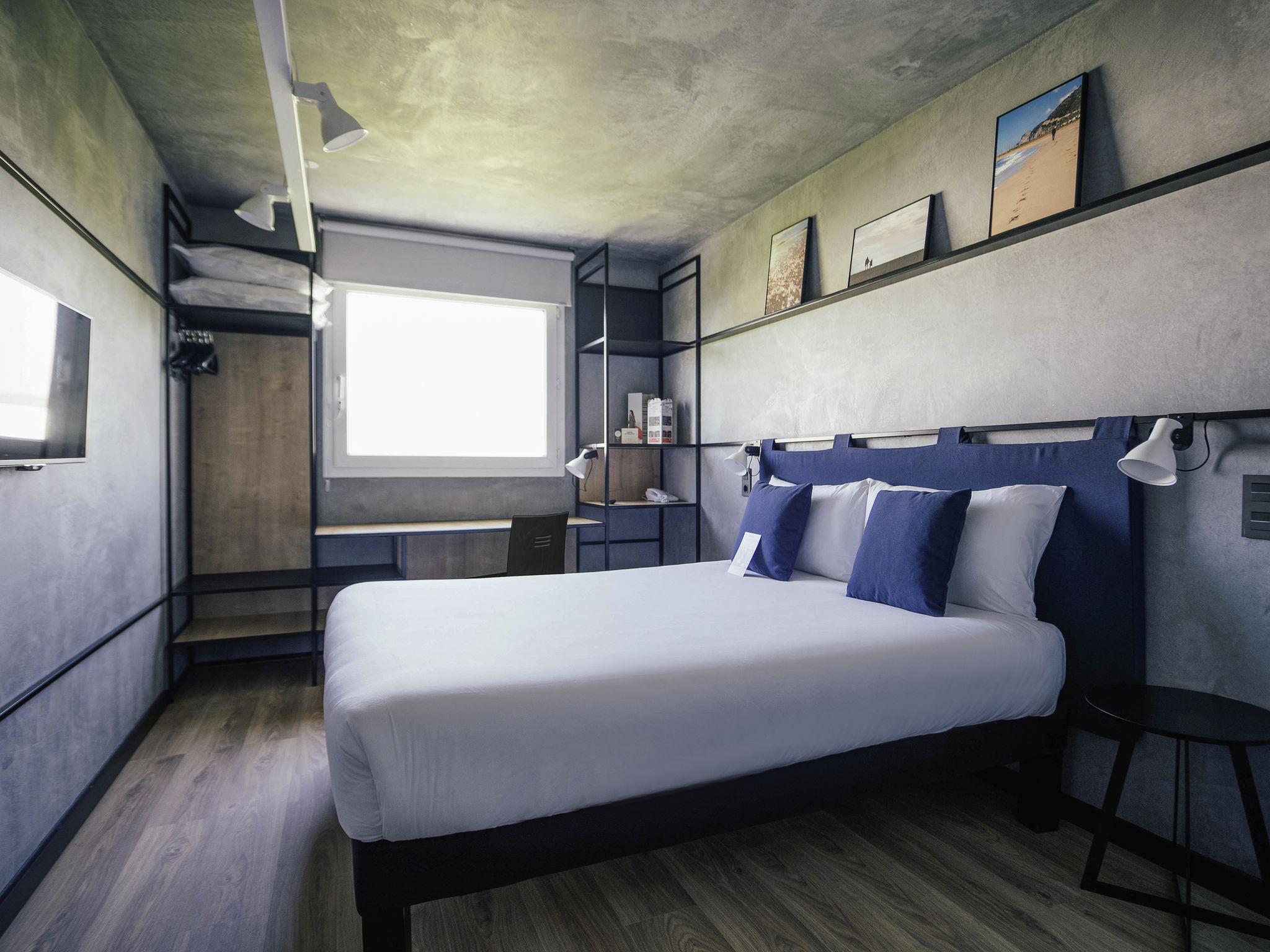 酒店 – 宜必思阿利坎特酒店