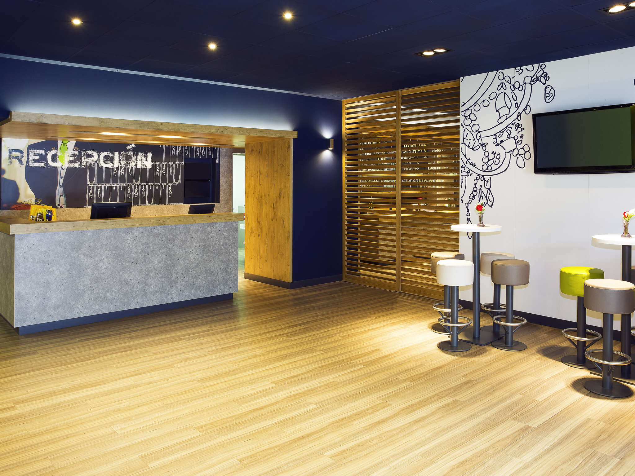 Hotell – ibis budget Madrid Alcorcon Móstoles