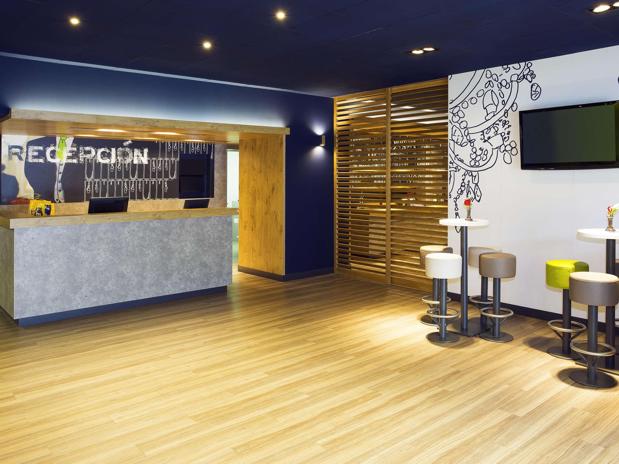 Hotel – ibis budget Madrid Alcorcon Móstoles