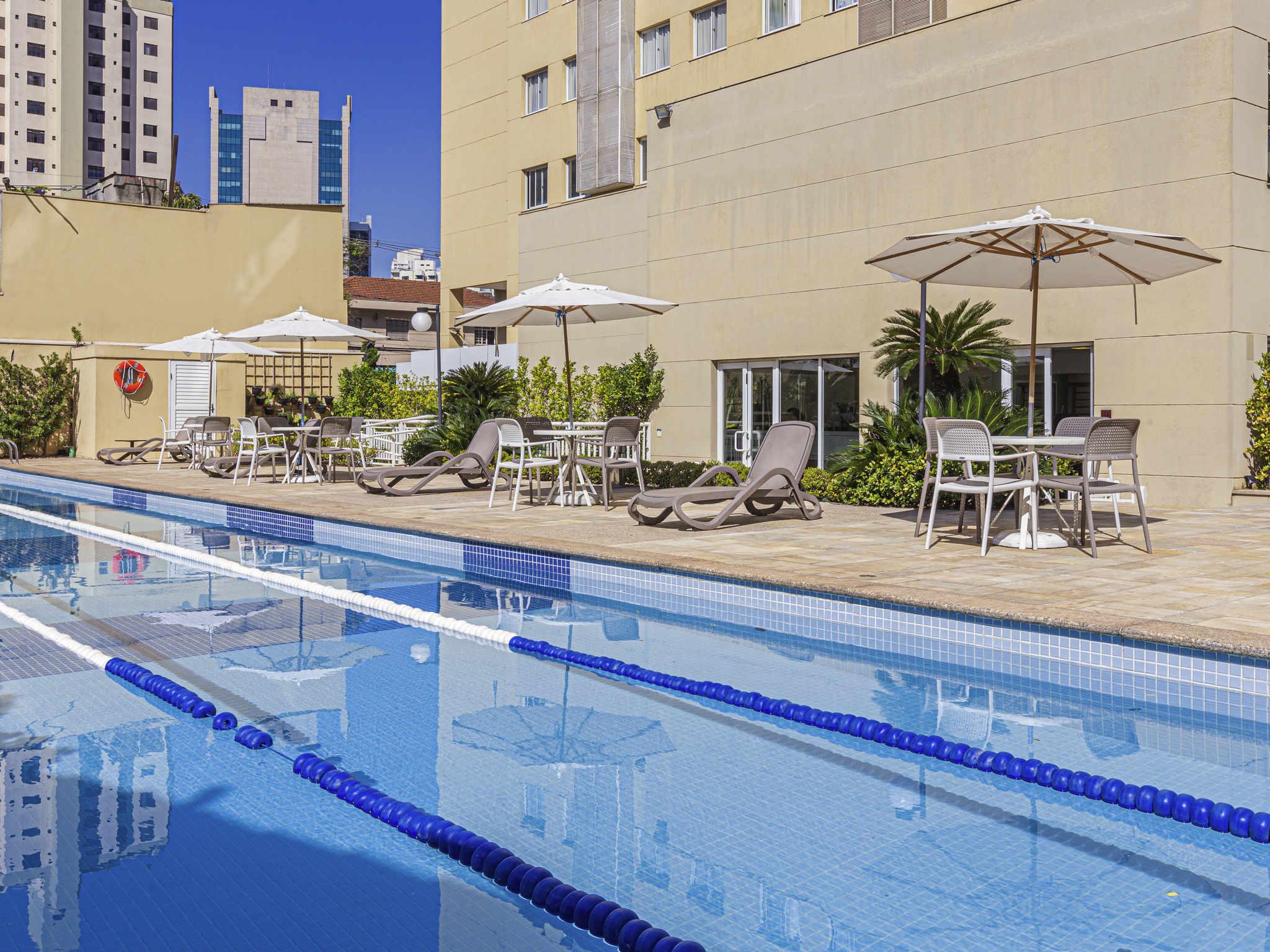 โรงแรม – Mercure São Paulo Vila Olimpia Hotel