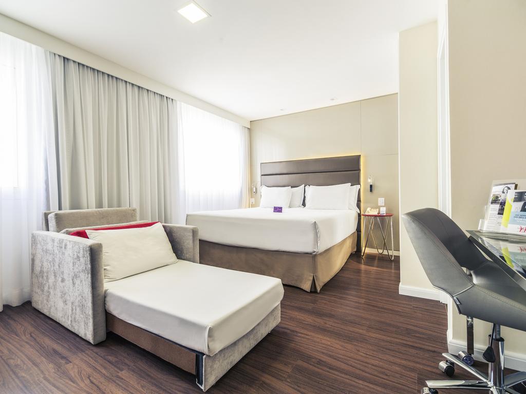 Mercure São Paulo Vila Olímpia: Book your hotel in São Paulo