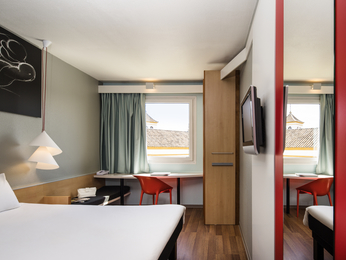 Rooms - ibis Sevilla