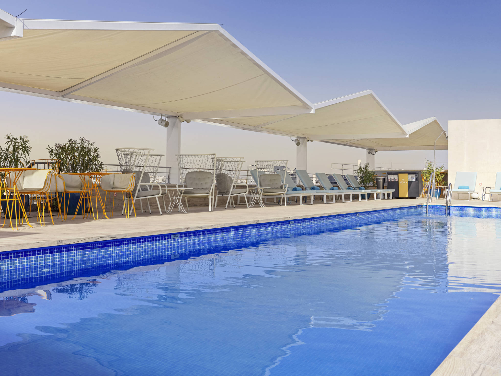 Hotel – Novotel Sevilla