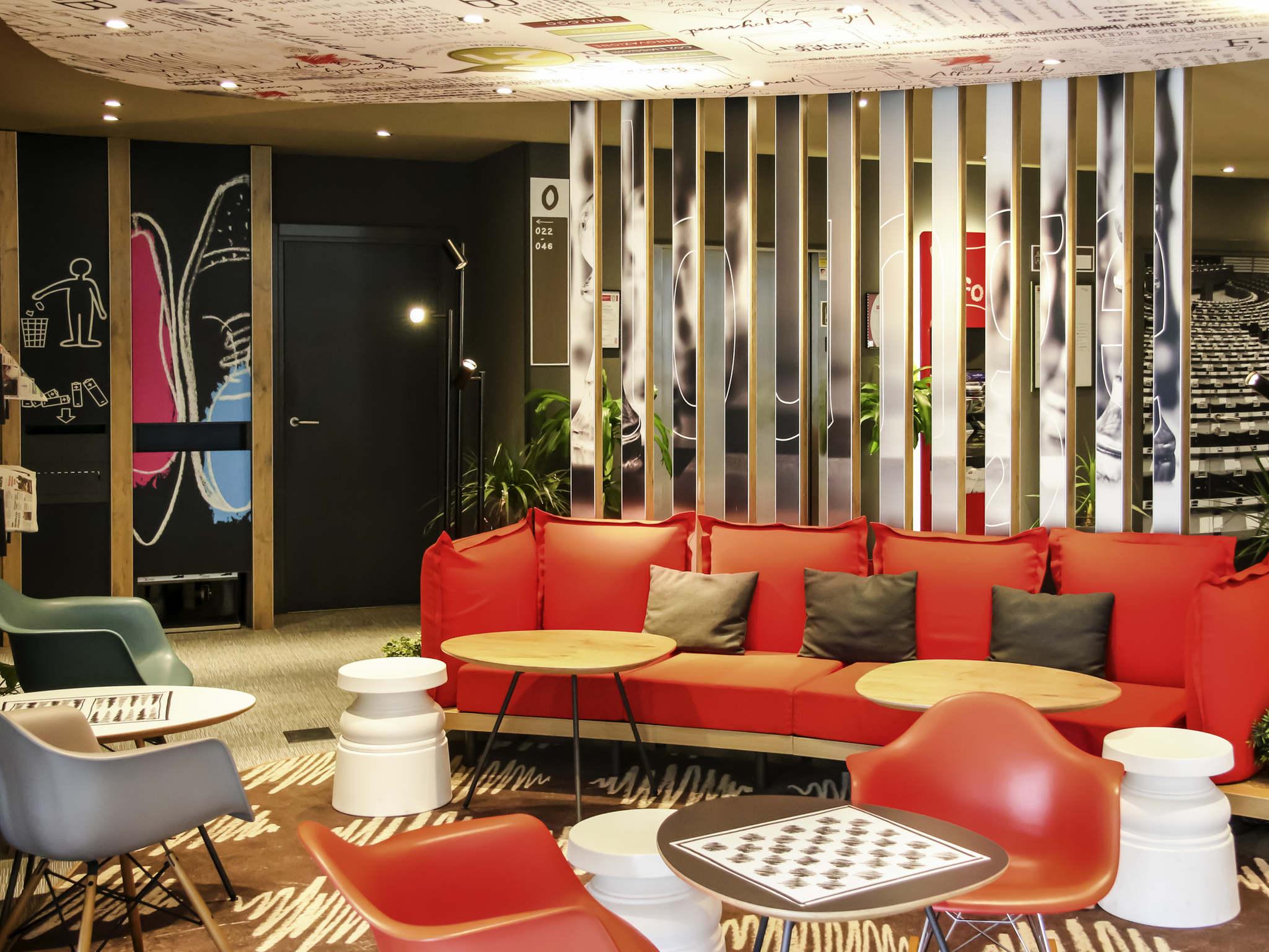 โรงแรม – ibis Irun