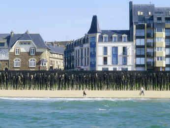 Hôtel Mercure Saint-Malo Front de Mer