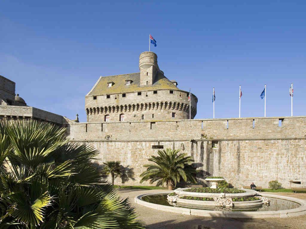 Hotel Le Chateaubriand Saint Malo