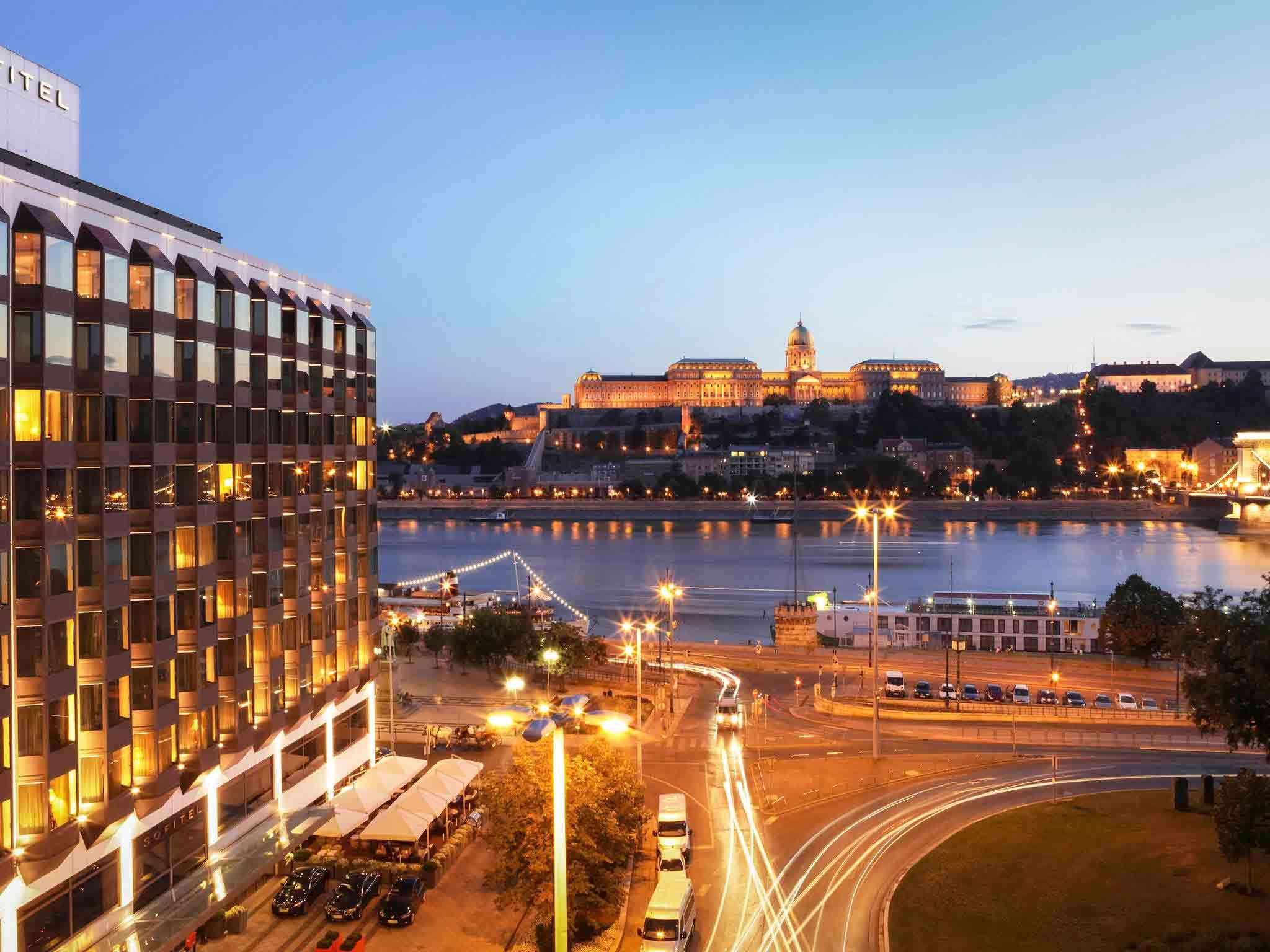 Hotell – Sofitel Budapest Chain Bridge