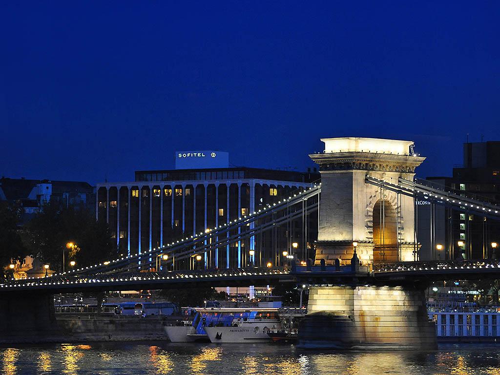 Sofitel Hotel Budapest Spa
