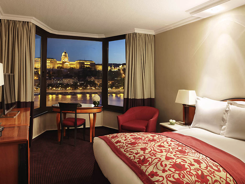 Luxury hotel budapest sofitel budapest chain bridge for Design apartment 2 budapest