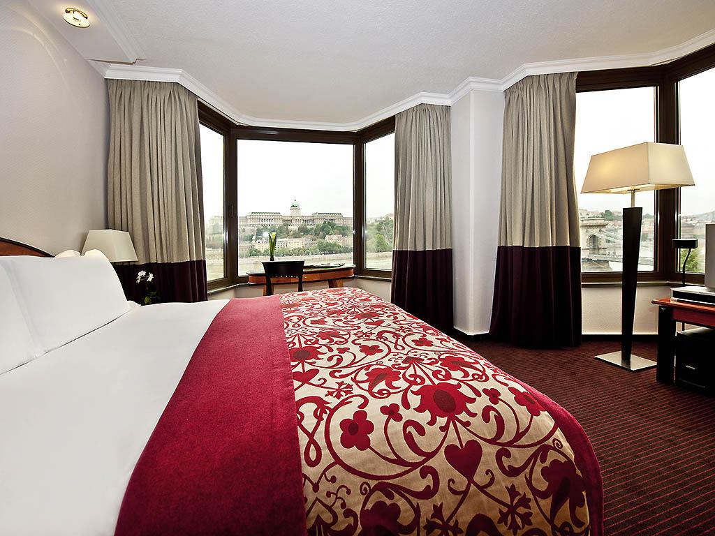 Luxury hotel budapest sofitel budapest chain bridge for Meuble 5 etoile mnihla