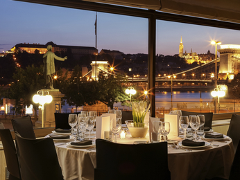 Meetings - Sofitel Budapest Chain Bridge