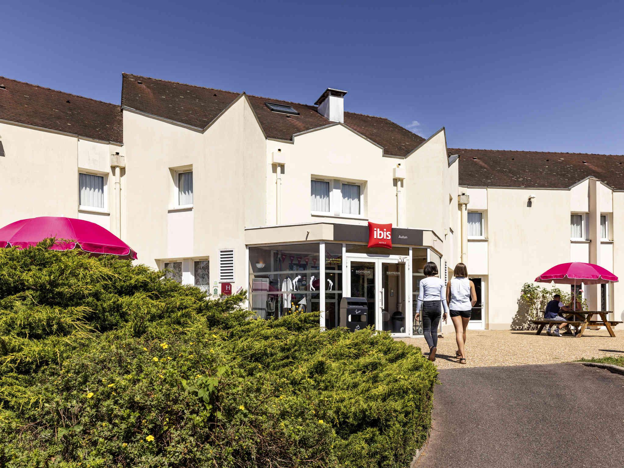 โรงแรม – ibis Autun