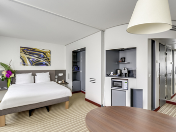 Rooms - Novotel Suites Paris Montreuil Vincennes