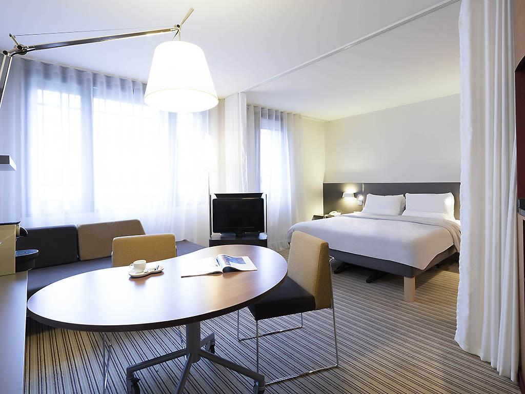 Hotel In Paris Novotel Suites Paris Montreuil Vincennes