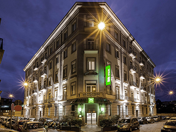 Hotel Mercure Napoli Garibaldi