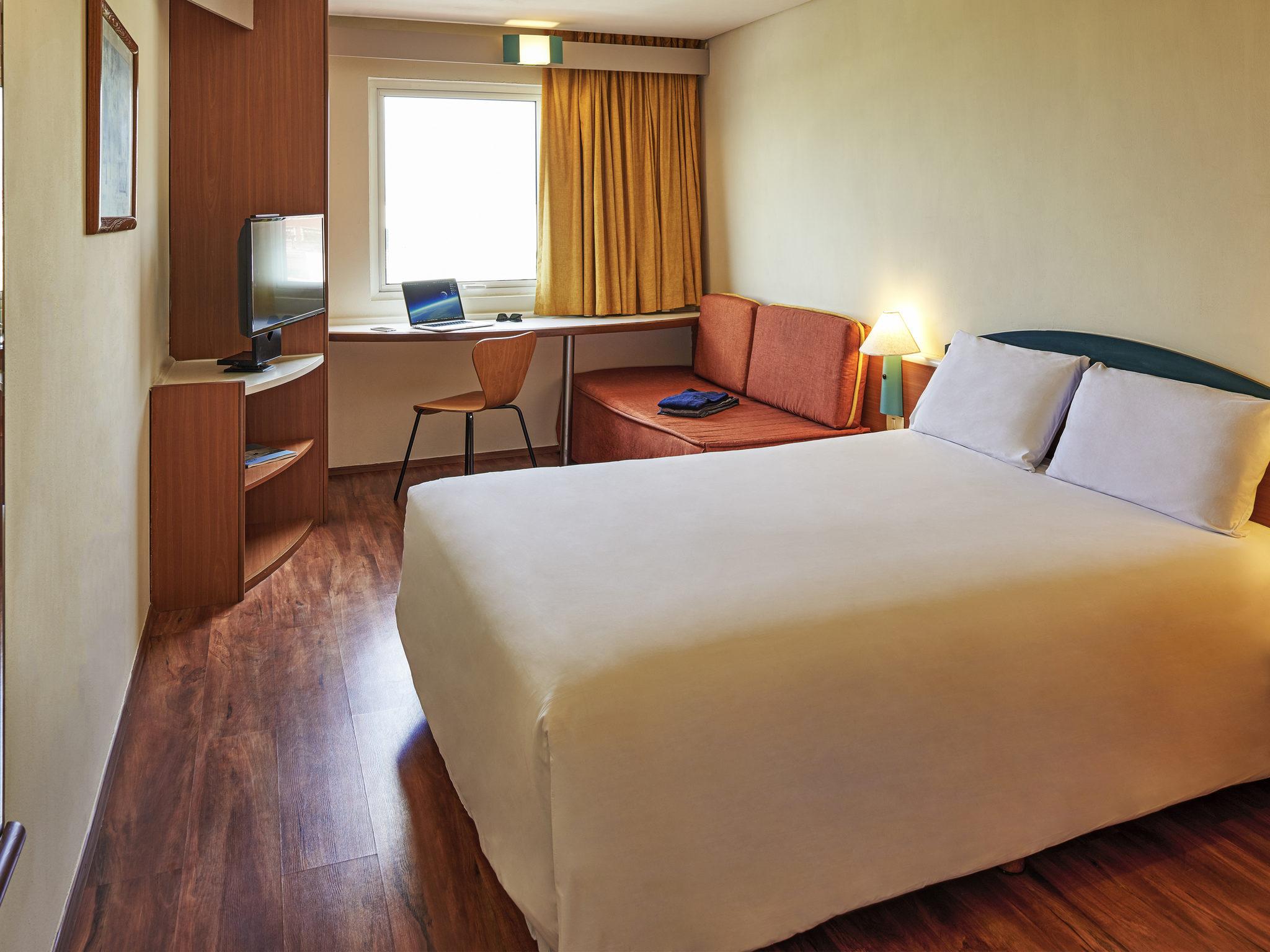 酒店 – 宜必思蒙特雷机场酒店