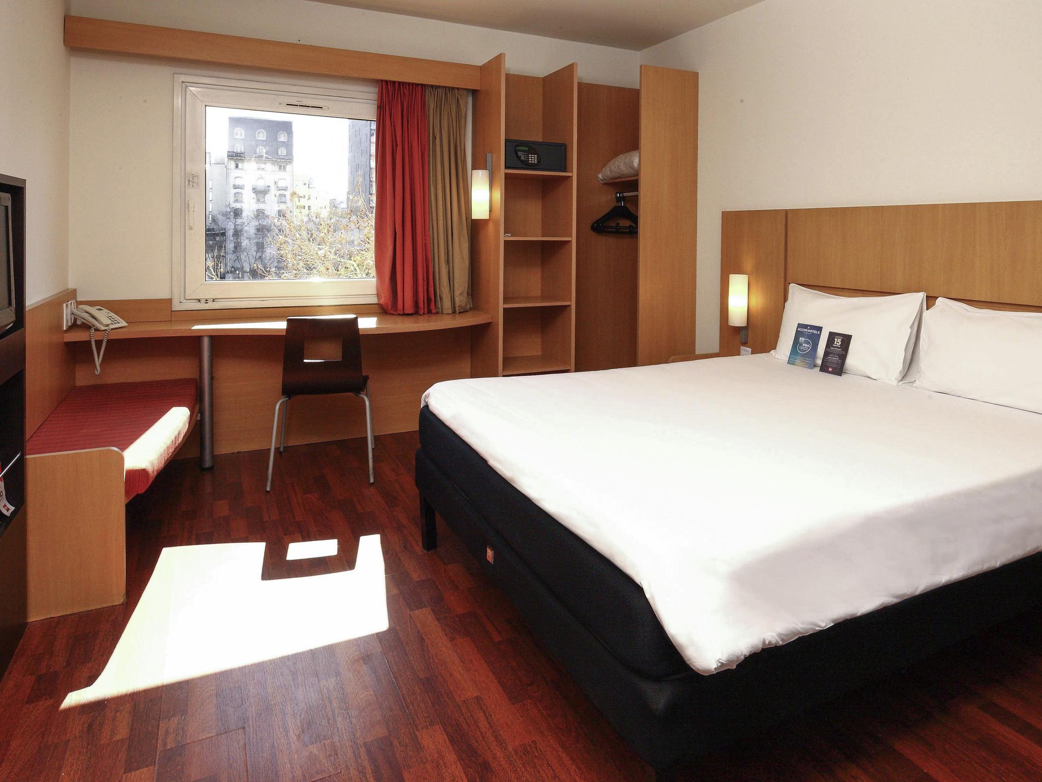 酒店 – 宜必思布宜诺斯艾利斯国会大厦酒店