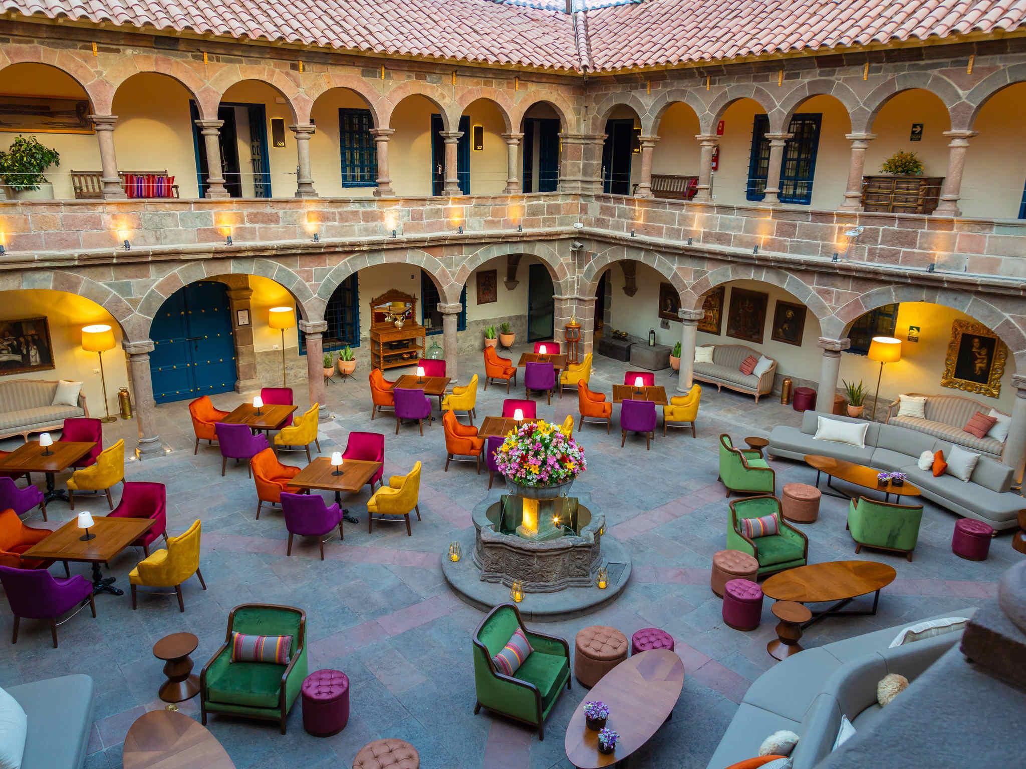 โรงแรม – Novotel Cusco