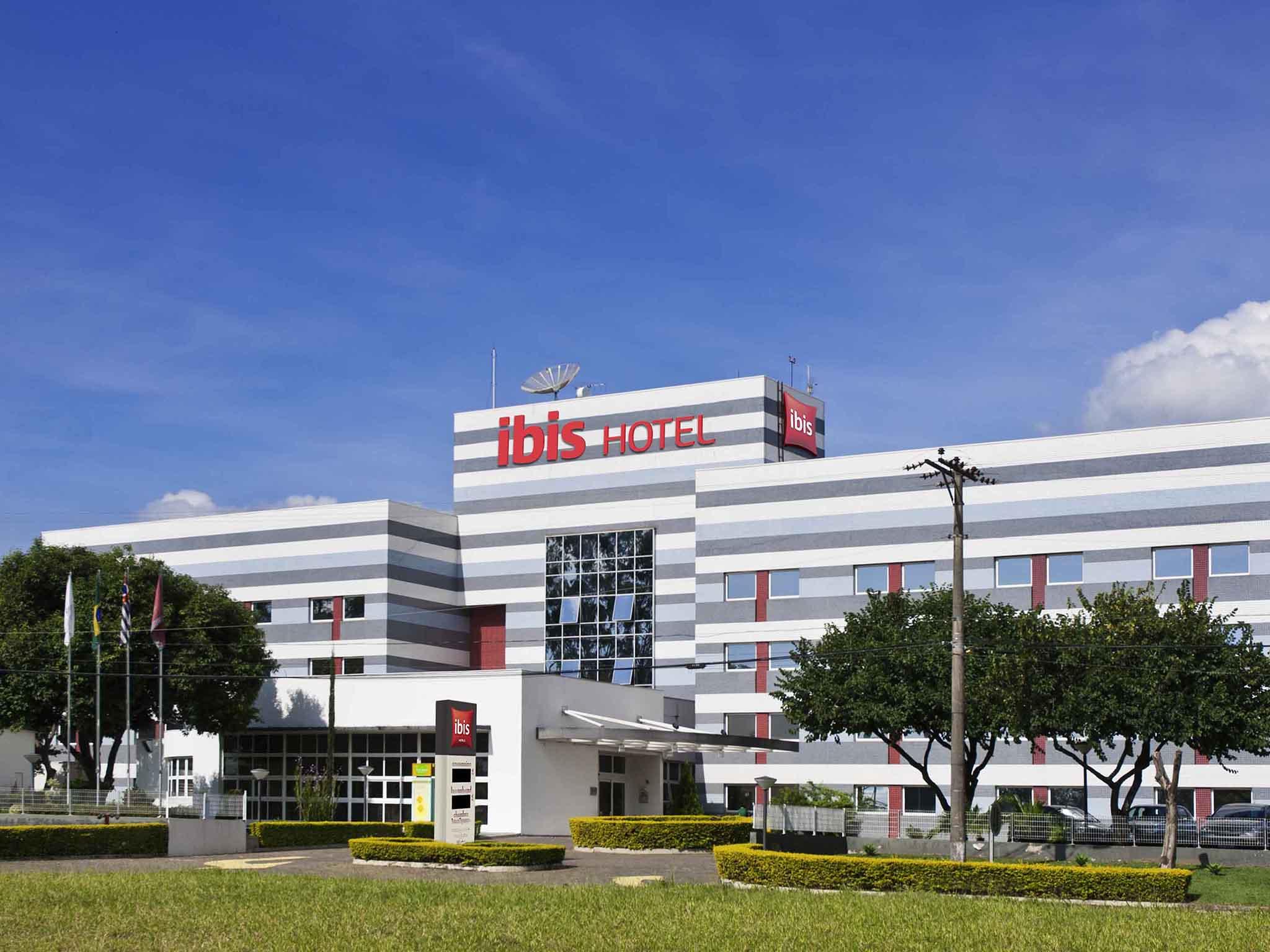 โรงแรม – ibis Indaiatuba Viracopos