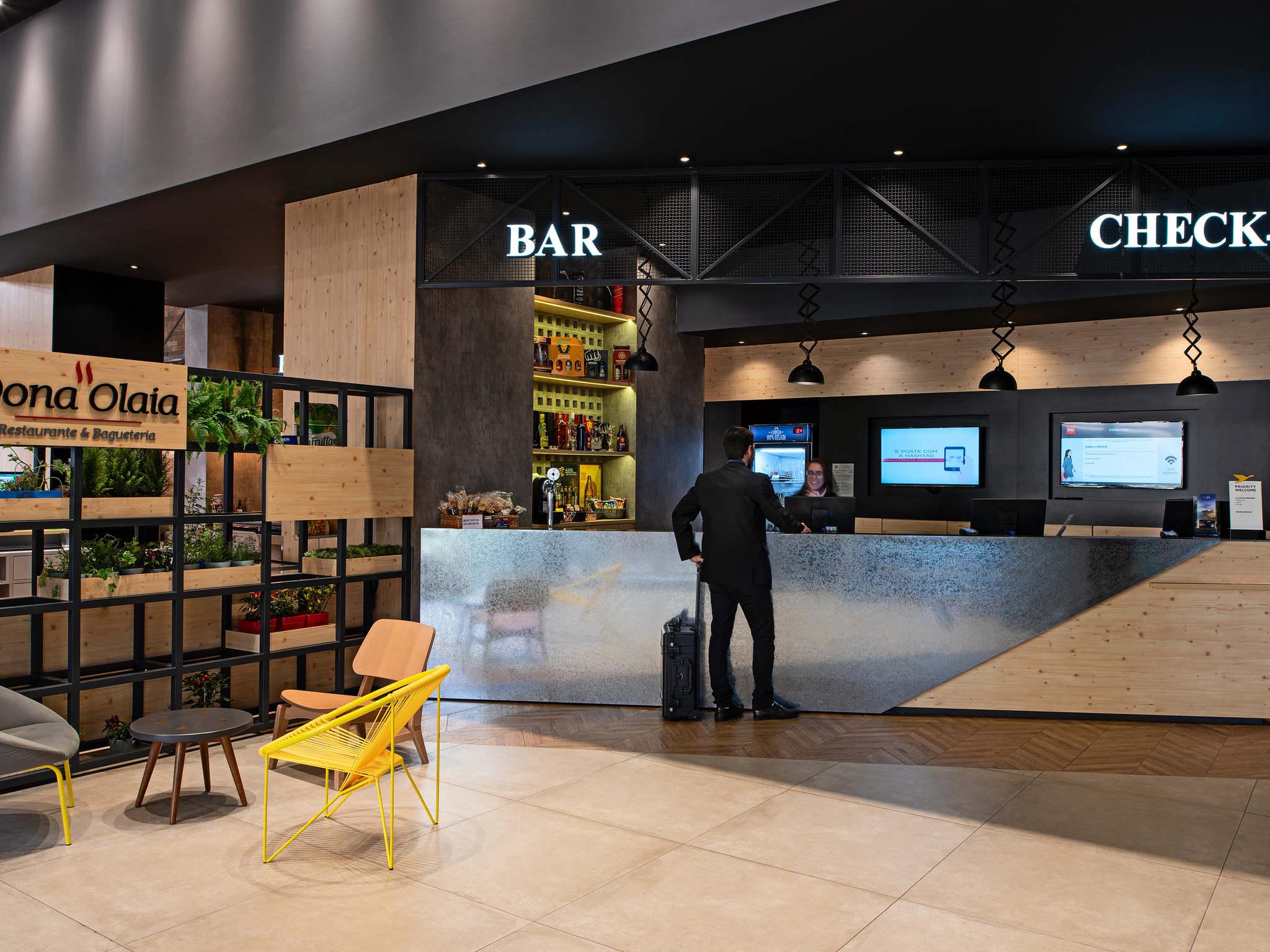 Отель — ibis Ribeirao Preto Shopping
