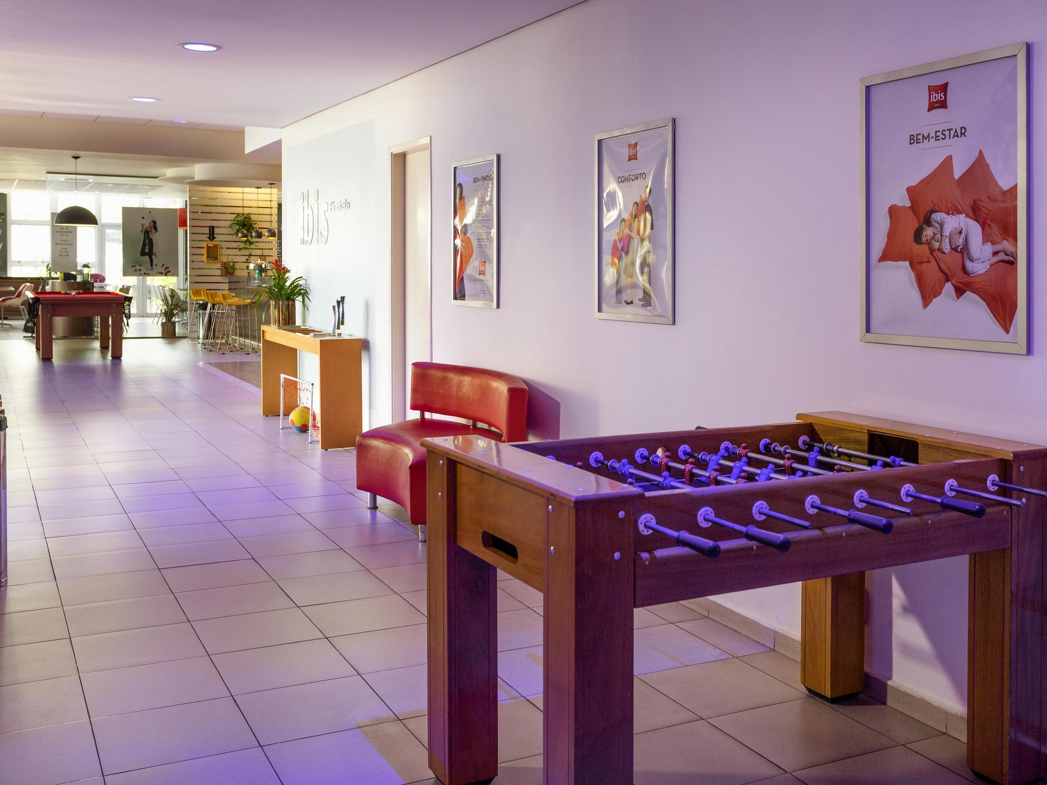 โรงแรม – ibis Piracicaba